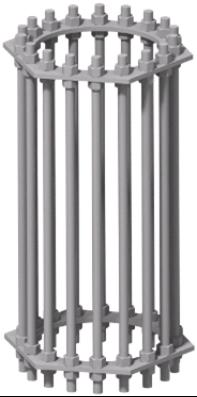 Анкерные – набор металлических стержней